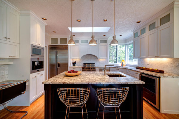 Kitchen - Kimberly Williams Interior Design Victoria BC