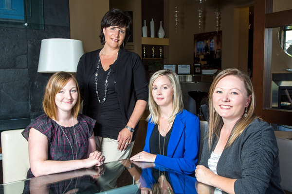 Team- Kimberly Williams Interior Design Victoria BC