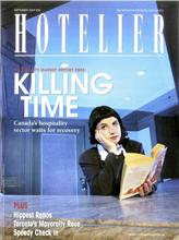 Hotelier - September 2003