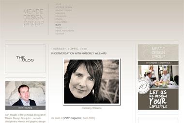 Meade Design Group Blog